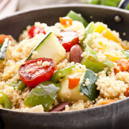 Seven-Vegetable Couscous